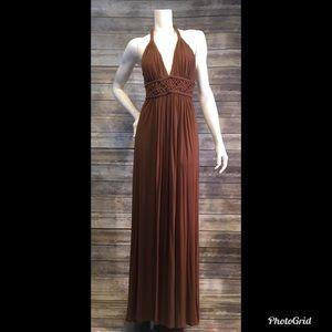 Sky Brand L gorgeous maxi dress